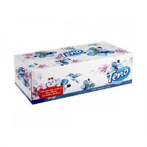 دستمال کاغذی تنو 100 برگ